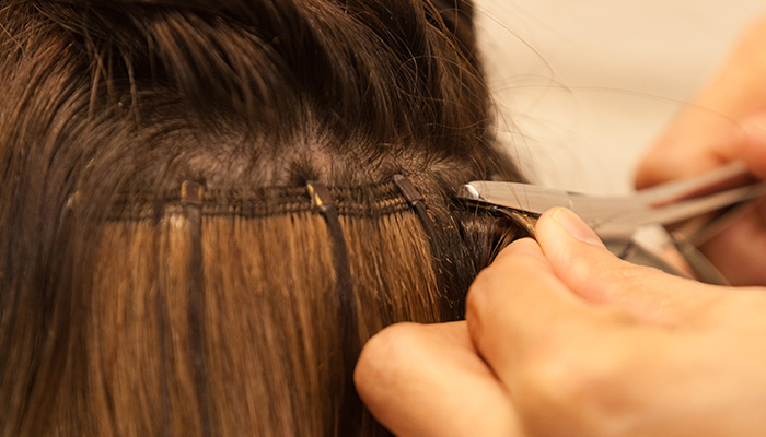 The hair workshop one step weft pmusecretfo Image collections